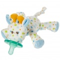 Little Stretch Giraffe Wubbanub - Polybag by Mary Meyer (41877)
