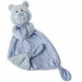 Marshmallow Zoo Blue Ted Lovey by Mary Meyer (42071)