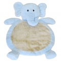 Blue Elephant Baby Mat by Mary Meyer (92481) - FREE SHIPPING!