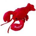 Lobbie Lobster - Small with Boston Embroidery by Mary Meyer (50642)