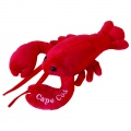 Lobbie Lobster - Small with Cape Cod Embroidery by Mary Meyer (50643)