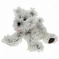 FabFuzz Scamper Puppy (white Westy) by Mary Meyer (52620)