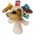 Taggies Buddy Dog Rattle by Mary Meyer (31740)