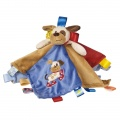 Taggies Buddy Dog Character Blanket by Mary Meyer (31745)