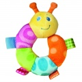Taggies Colours Caterpillar Rattle by Mary Meyer (35652)