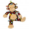 Taggies Big Dazzle Dots Monkey by Mary Meyer (39314) - FREE SHIPPING!