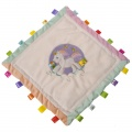 Taggies Dreamsicle Unicorn Cozy Security Blanket by Mary Meyer (40066)