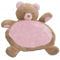 Pink Bear Baby Mat by Mary Meyer (1410) - FREE SHIPPING!
