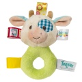 Taggies Barnyard Rattle Cow by Mary Meyer (40010-C)