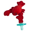 Lobbie Lobster WubbaNub Pacifier by Mary Meyer (25397)
