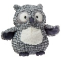FabFuzz Bandit Owl - Grey by Mary Meyer (51300-G)