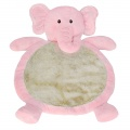 Pink Elephant Baby Mat by Mary Meyer 92486 - FREE SHIPPING!