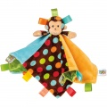 Taggies Dazzle Dots Monkey Character Blanket by Mary Meyer (39315)
